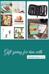 Unique Gift Ideas as Special as Your Special Man #yesmyuncommongoods