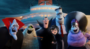 First look at Hotel Transylvania 3: Summer Vacation  #HotelT3