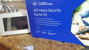 ADT Home Security Starter Kit
