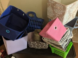 Decluttering with a Purpose – Free Checklist and Tips for Sharing the Joy