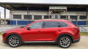 Road Tripping Texas Time with the 2018 Mazda CX-9 Grand Touring AWD #DriveMazda