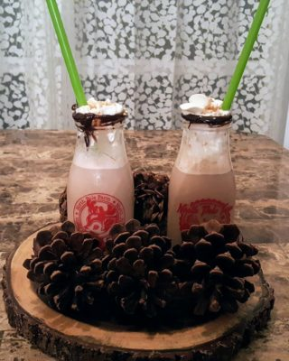 Not Your Momma's Chocolate Milk Dessert Drink Recipe