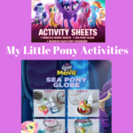 My Little Pony Made in Minutes Party Planning Ideas and Free Printable Activities