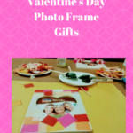 Kids Crafts: Picture Perfect DIY Valentine's Day Photo Frame Gifts